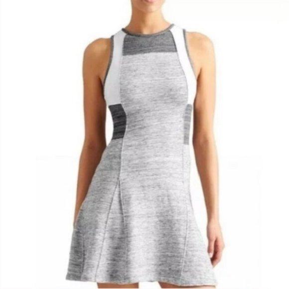 Athleta Dresses & Skirts - Athleta Derek Lam IOC Grey Downtown Dress